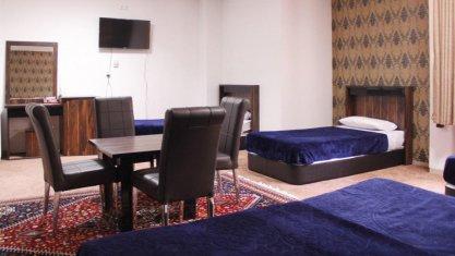 هتل امیرکبیر شیراز فضای داخلی اتاق ها 1