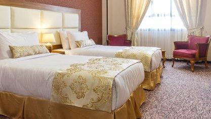 هتل بینالحرمین شیراز اتاق دو تخته 1