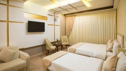 هتل آزادی تبریز اتاق دو تخته تویین 3