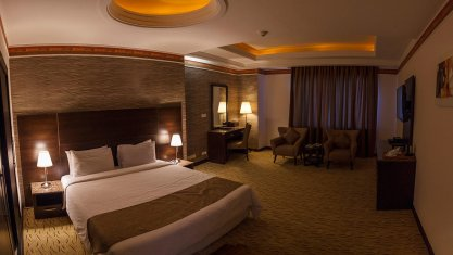هتل سورینت صدف کیش اتاق دو تخته دابل 1