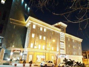 هتل آپارتمان ونک تهران نمای بیرونی 3