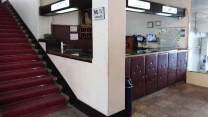هتل نادری تهران پذیرش