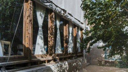 خانه مسافر ملک التجار اصفهان فضای داخلی اقامتگاه