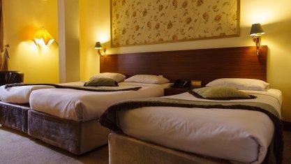 هتل مارلیک تهران اتاق سه تخته