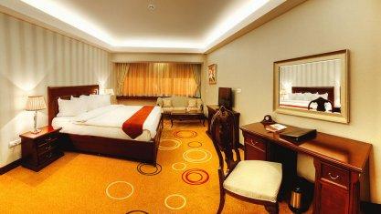 هتل بزرگ شیراز اتاق دو تخته دابل 1
