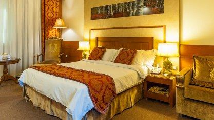 هتل مجلل درویشی مشهد اتاق دو تخته دابل