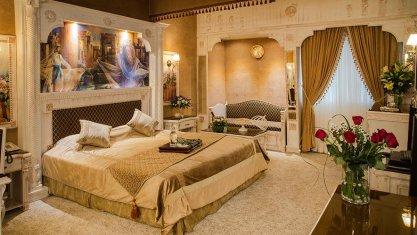 هتل بین المللی قصر مشهد اتاق دو تخته دابل هخامنش 1