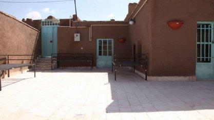 اقامتگاه بومگردی خانه خشتی رفسنجان فضای داخلی اقامتگاه 1