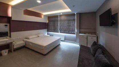 هتل روما تهران اتاق دو تخته دابل 1