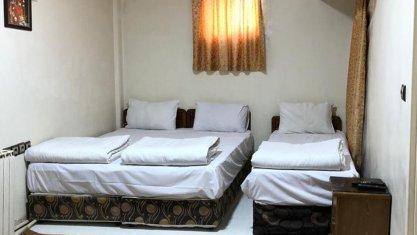هتل آپارتمان گل مشهد سوئیت سه تخته 1