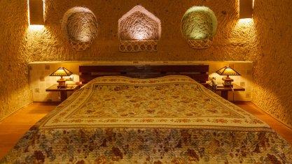هتل صخره ای لاله کندوان تبریز اتاق دو تخته دابل 2