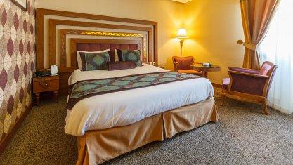 هتل آریوبرزن شیراز اتاق دو تخته دابل
