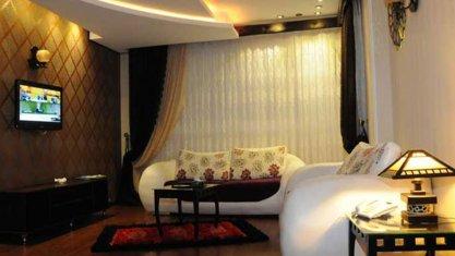 هتل کادوس بزرگ رشت فضای داخلی سوئیت ها