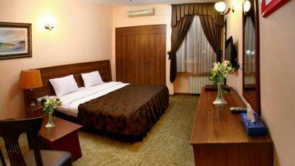 هتل اطلس شیراز اتاق دو تخته دابل 3