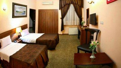 هتل اطلس شیراز اتاق دو تخته تویین 2