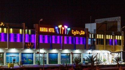 هتل مارینا 1 قشم نمای بیرونی 1