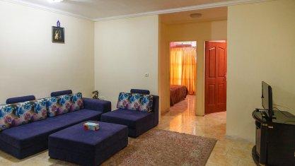 هتل شمس قشم سوئیت دو خوابه چهار تخته
