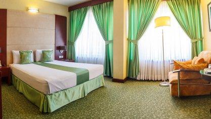 هتل توس مشهد اتاق دو تخته دابل 3