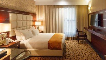 هتل اسپیناس خلیج فارس تهران اتاق دو تخته دابل