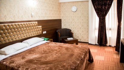 هتل رضویه مشهد اتاق دو تخته دابل 1