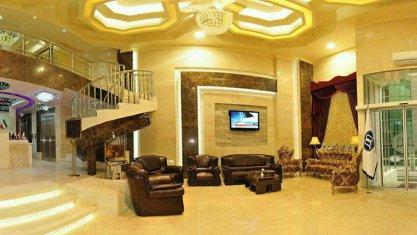 هتل مرمر مشهد لابی