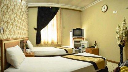هتل آپارتمان پاویون مشهد سوئیت دو تخته تویین 2