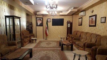 هتل سهند تبریز فضای داخلی هتل 1