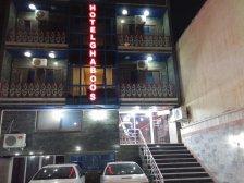 هتل قابوس گنبد کاووس ورودی 1