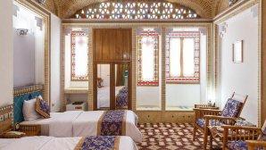 هتل مشیر الممالک یزد اتاق سه تخته 3