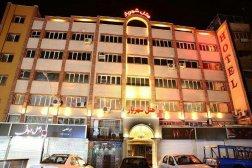 هتل شهریار تهران نمای بیرونی 1