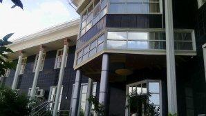 هتل رضا شیروان نمای بیرونی