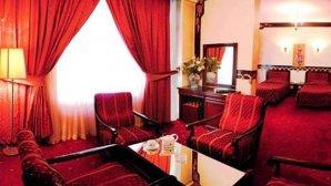 نمایی از اتاق هتل پارسیان کوثر