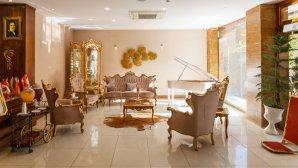 هتل آپارتمان جهان نما شیراز لابی 1