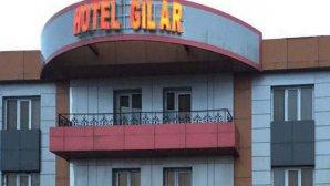 هتل گیلار بندر انزلی نمای بیرونی