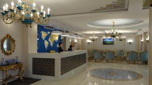 هتل خواجو اصفهان لابی 1