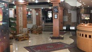 هتل آریانا شیراز لابی 2