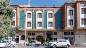 هتل ارگ شیراز نمای بیرونی