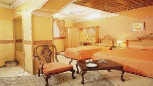نمایی از سوئیت هتل زهره