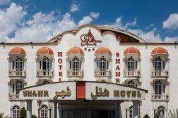 نمای بیرونی هتل شهر