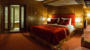 هتل زندیه شیراز سوئیت لوکس