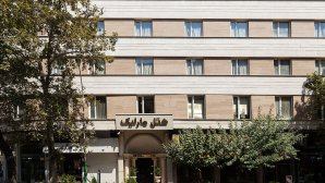 نمای بیرونی هتل مارلیک