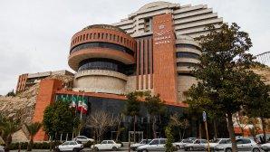 هتل بزرگ شیراز نمای بیرونی 1