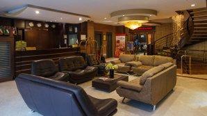 هتل پارت اصفهان لابی
