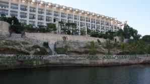 نمای بیرونی هتل داریوش