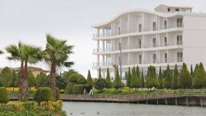 نمای بیرونی هتل ستاره دریا