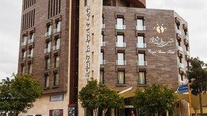 هتل رویال شیراز نمای بیرونی