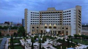 هتل پارس کرمان نمای بیرونی