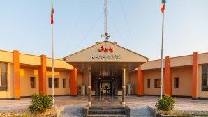 هتل ساحل طلایی قشم نمای بیرونی