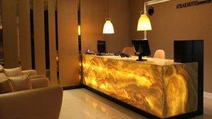 پذیرش هتل اترک