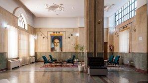 هتل آفتاب تهران لابی 1